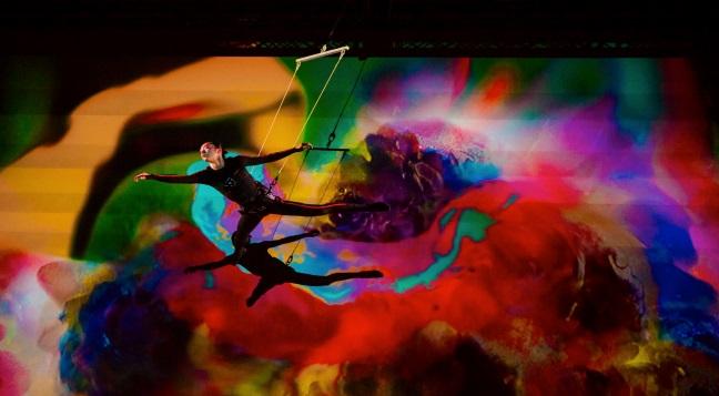 Interactive New Media Performing Art《Sayion II》